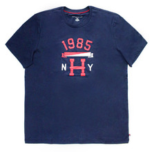 [Tommy Hilfiger] 1985 Short Tee - Navy