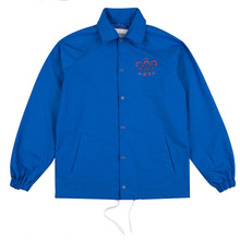 [HOUNDVILLE] 96 Coach Jacket - Blue