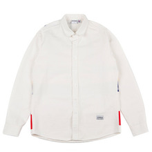 [HOUNDVILLE] HDVL Yacht Club Shirt - White