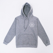 [Nivelcrack]Football Legends Hoodie - Gray