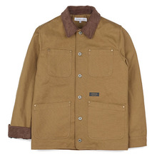 [LOKWARD] HEAVY HUNTING JACKET - CAMEL