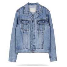 [Andersson Bell] UNISEX SMITH DENIM JACKET TYPE1 awa054