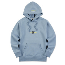 [Andersson Bell] UNISEX YOUTH GONE WILD HOODIE atb099 - Sky Blue