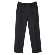 [Andersson Bell] RING BELT TROUSERS apa144 - Black