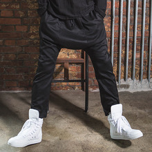 [DAIR LEN MODE]Gothic Line Baggy Pants - Black