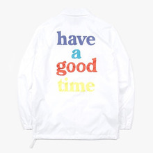 [Have a good time](30%세일) Coach Jacket - White