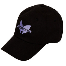 [Black Hoody]Butterfly Soft Cap - Black