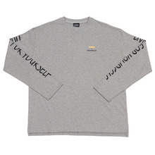 Feelenuff x Unionobjet L/S Top - Grey