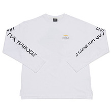 Feelenuff x Unionobjet L/S Top - White