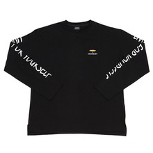 Feelenuff x Unionobjet L/S Top - Black