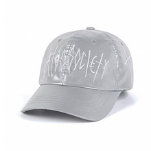 [STIGMA] REFLECTIVE CROSS BASEBALL CAP