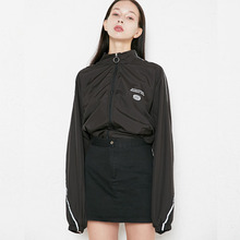 [Summerhaze] Members Windbreaker - Black