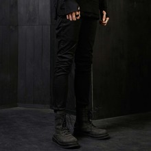 [Blessed Bullet] Divine Slim Pants - Black