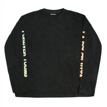 [Nameout x Feelenuff] L/S Top - Black