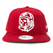 [BBC] BB Skull Snapback - Red