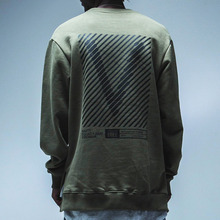 [VISIONAIR] (30%세일) Basic ONAIR Sweatshirts - Khaki