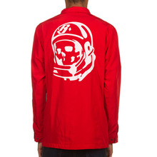 [BBC] BB Crest Coach Jacket - Red