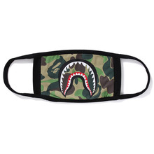 [Bape] ABC Shark Mask - Green
