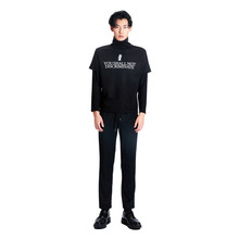 [VERDAMT] Belted Pants - Black
