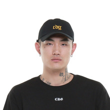 [Coup de grace] CDG EXCLUSIVE COTTON TWILL BALL CAP - BLACK