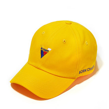 [본챔스](30%할인) V SYMBOL CAP YELLOW