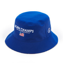 [본챔스](30%할인) BC BORN BUCKET HAT BLUE
