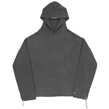 [Nameout] Cropped Hoody - Charcoal