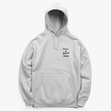 [Have a good time](30%세일) Logo Pullover - Heather Grey