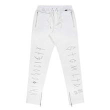 [STIGMA]CROSS JOGGER PANTS - WHITE