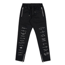 [STIGMA]CROSS JOGGER PANTS - BLACK