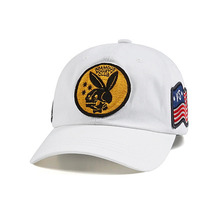 [STIGMA]FLAG BASEBALL CAP - WHITE