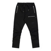 [STIGMA]SHIRRING JOGGER PANTS - BLACK