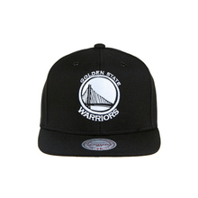 [Mitchell&Ness] Eu901-Enba Golden State Warriors BK