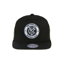 [Mitchell&Ness] Eu901- Emls New York City Football Club BK