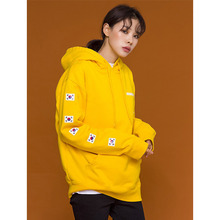 [OURHISTORY]Tg Hoodie - Yellow