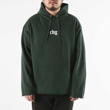 [Coup de Grace] CDG CREW CHAMPS HOODY CUTOFF - KELLY GREEN