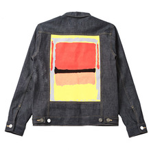[EASY BUSY] Rothko Denim Jacket D