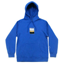 [e by EASY BUSY] Rothko Hoody - Royal Blue