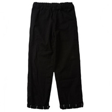 [e by EASY BUSY] Chequrered Pants - Black