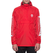 [HUF x Thrasher] TDS Anorak - Red