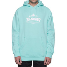 [HUF x Thrasher] Tour De Stoops Hood - Mint