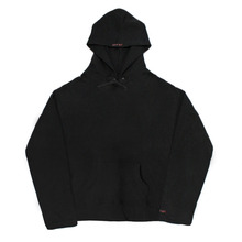 [Nameout] Oversized Hoody - Black