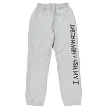 Basic Logo Sweatpant - Grey