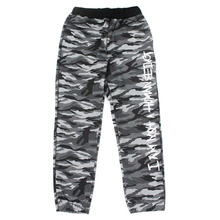 Basic Logo Sweatpant - Camo/Black