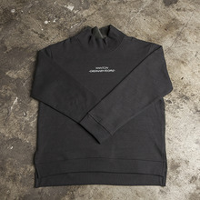 [WANTON] (30%OFF) Halfneck Sweatshirts - Darkgray
