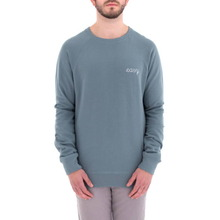 [WEMOTO] (40%세일) EASY CHEST CREWNECK - GREEN(71.405-600)