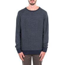 [WEMOTO] (40%세일) KENNY REVERSED CREWNECK - NAVY BLUE(81.404-400)