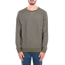 [WEMOTO] (40%세일) KENNY REVERSED CREWNECK - OLIVE(81.404-608)
