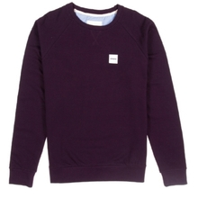 [WEMOTO] (40%세일) BOX CREWNECK - PLUM(81.407-544)