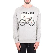 [WEMOTO](40%세일)LONDON CREWNECK - HEATHER(81.416-300)